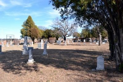 Moran Cemetery image. Click for full size.
