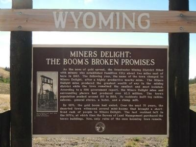 Miners Delight Marker image. Click for full size.