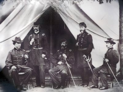 Generals of the Army of the Potomac image. Click for full size.