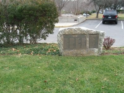 Darien Civil War and World War I Memorial image. Click for full size.