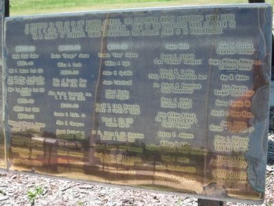 Cobra Attack Helicopter Donor Recognition Plaque image. Click for full size.