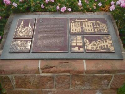Great George Street Historic District Marker image. Click for full size.