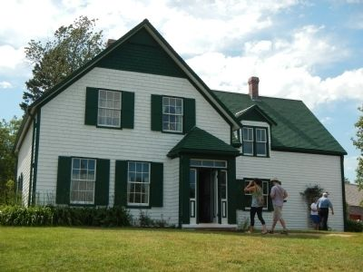 Green Gables House image. Click for full size.
