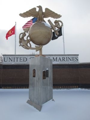 United States Marines Memorial image. Click for full size.