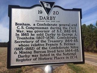 Darby Marker (side 2) image. Click for full size.