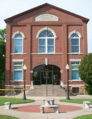 Johnston Public Library image. Click for full size.