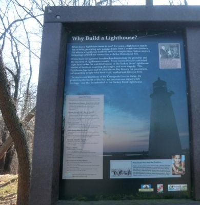 Why Build a Lighthouse? Marker image. Click for full size.
