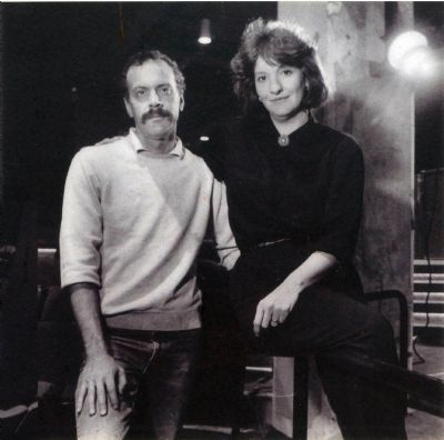 Russell Metheny and Joy Zinoman image. Click for full size.