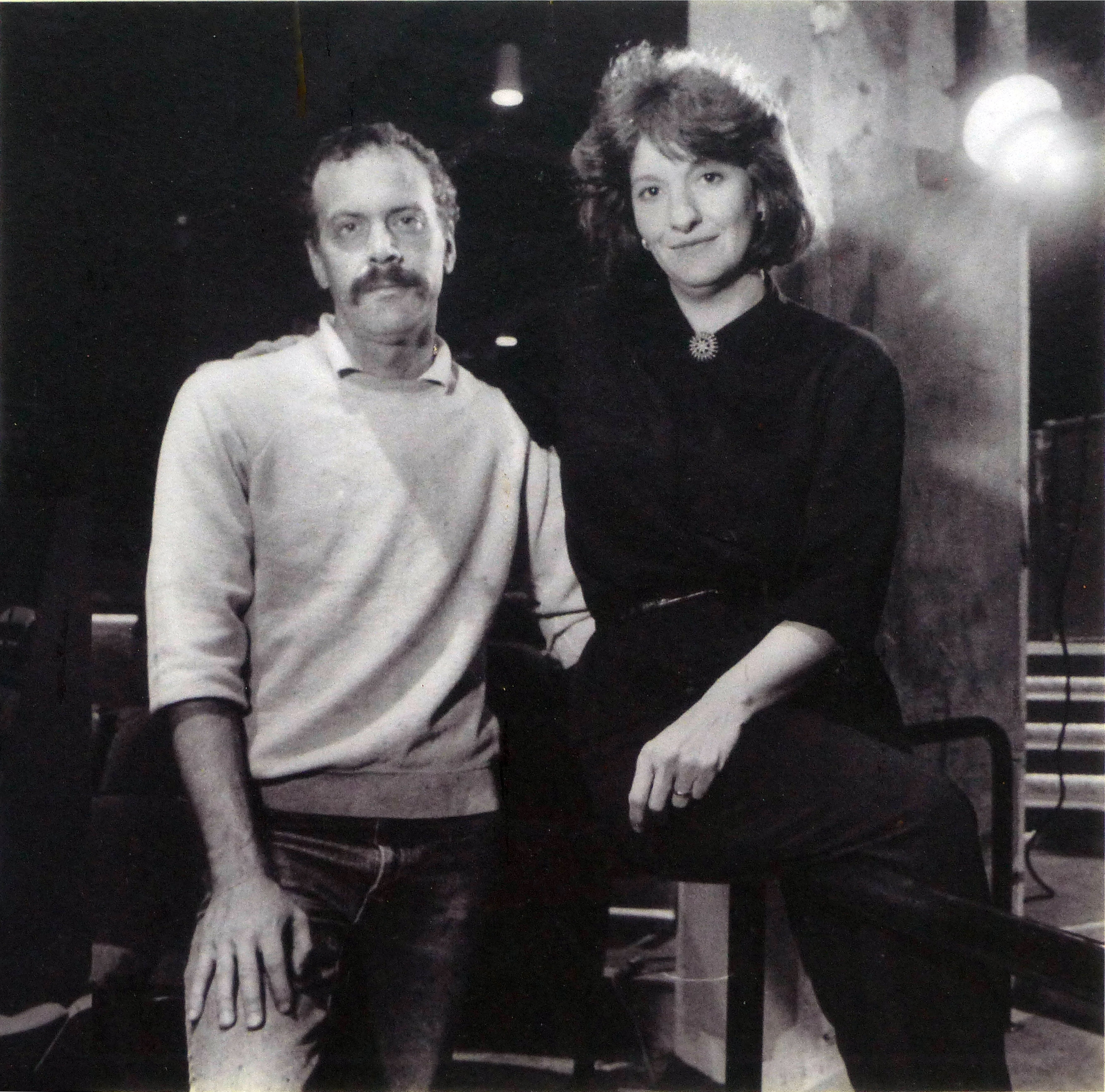 Russell Metheny and Joy Zinoman
