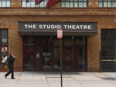 The Studio Theatre image. Click for full size.