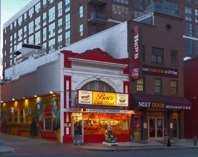 Ben's Chili Bowl image. Click for full size.