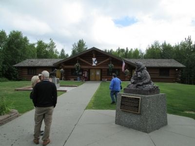 Iditarod Trail Museum image. Click for full size.