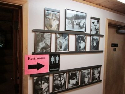 Iditarod Wall of Fame image. Click for full size.