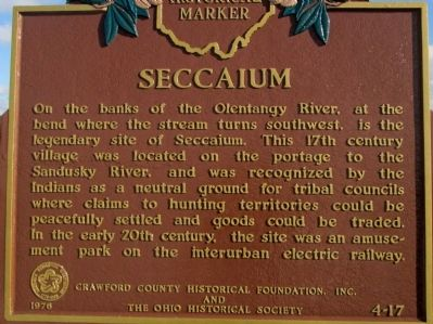 Seccaium Marker image. Click for full size.