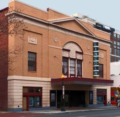Lincoln Theatre image. Click for full size.