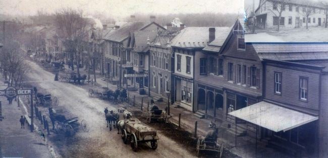 East Baltimore Street image. Click for full size.