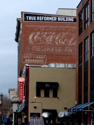 Drink Coca Cola<br>Gray and Gray Druggists image. Click for full size.