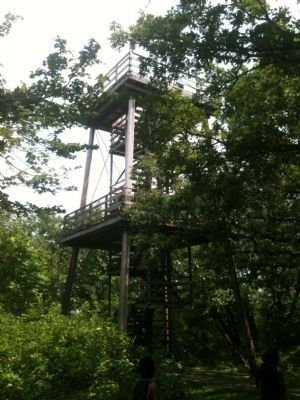 Nearby Observation Tower image. Click for full size.