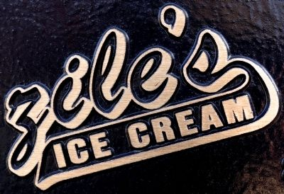 Zile's Ice Cream image. Click for full size.