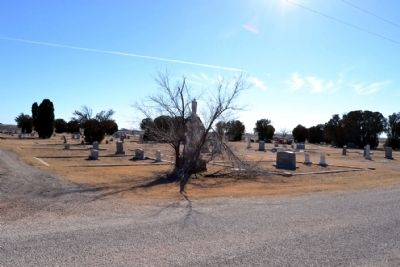 Southwest Section of Roscoe Cemetery image. Click for full size.