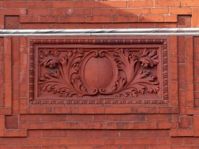 Terra Cotta Plaque image. Click for full size.