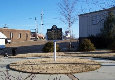 City of Haleyville, Alabama Marker image. Click for full size.