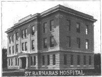 St. Barnabus Hospital, Salina KS image. Click for full size.