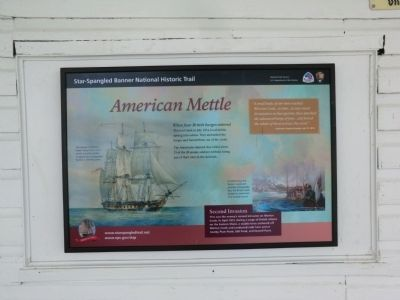 American Mettle Marker image. Click for full size.