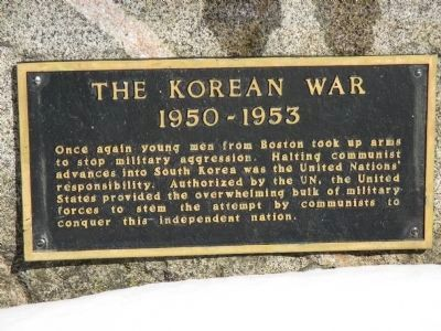 The Korean War Memorial image. Click for full size.
