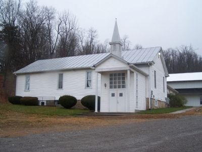 Goshen Friends Church image. Click for full size.