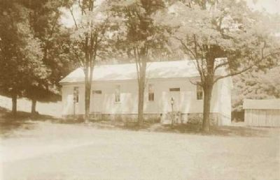 old Goshen Church image. Click for full size.