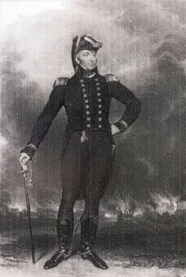 Rear Admiral Sir George Cockburn CGB image. Click for full size.