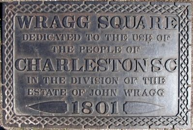 Wragg Square Marker image. Click for full size.