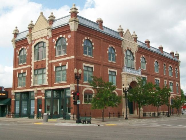 McPherson Opera House image. Click for full size.