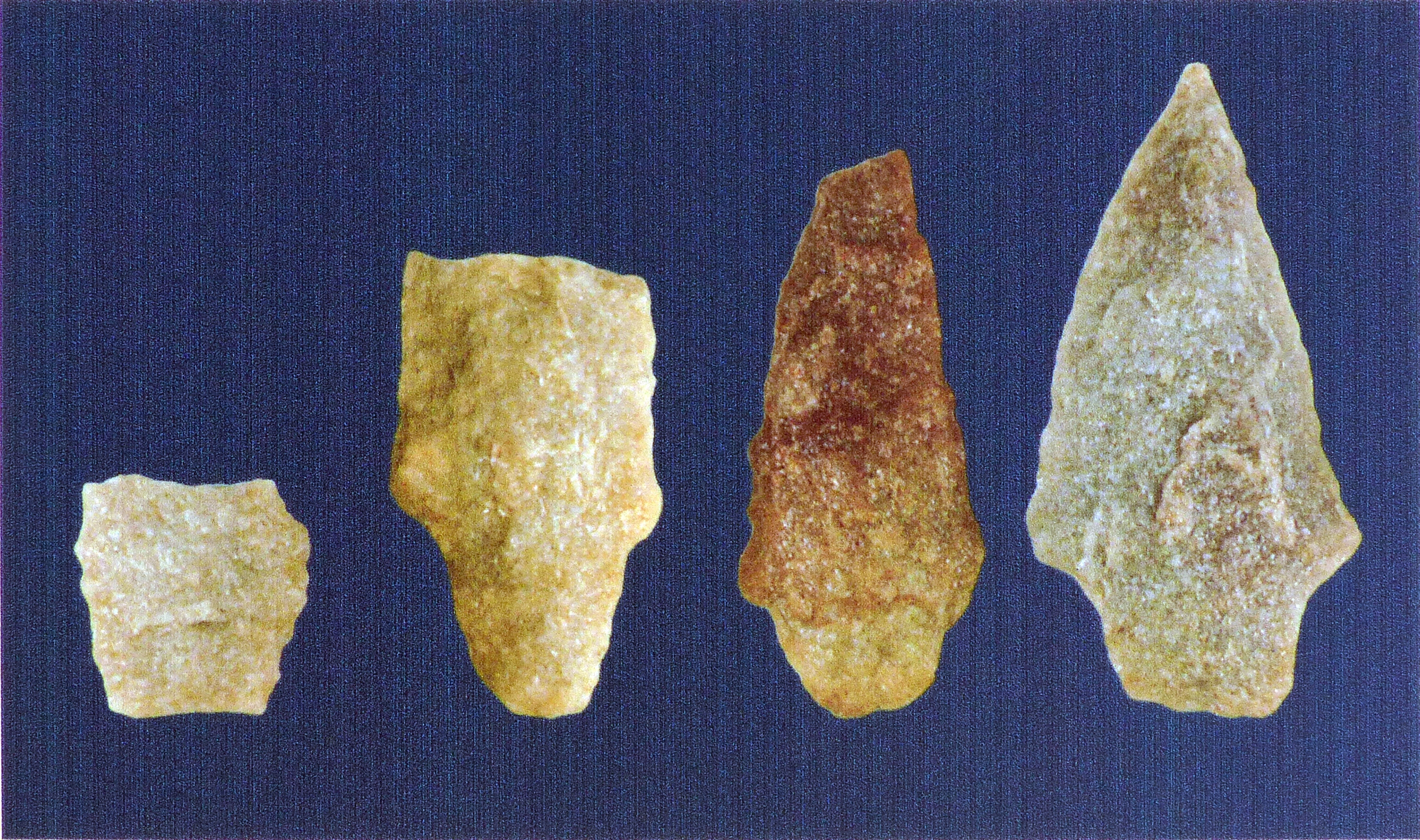 Archaic Spear Points