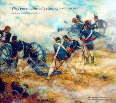 Final Stand at Bladensburg image. Click for full size.