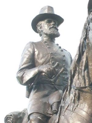 Major General James B. McPherson Statue image. Click for full size.