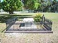 Bronson-Mulholland House Gravesite image. Click for full size.