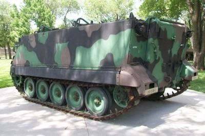 M113 Armored Personnel Carrier image. Click for full size.