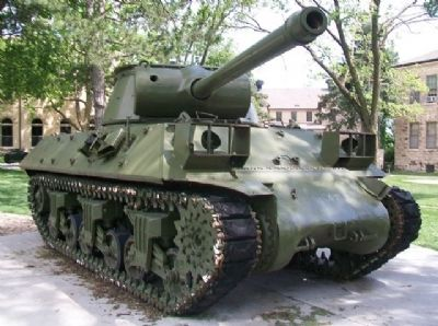 M36 Tank Destroyer image. Click for full size.