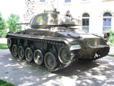 M24 Chaffee Light Tank image. Click for full size.