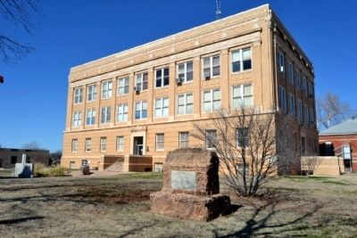 Callahan County Courthouse image. Click for full size.