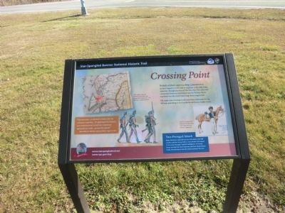 Crossing Point Marker image. Click for full size.