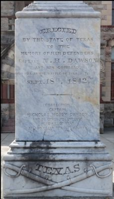 Dawson Memorial image. Click for full size.