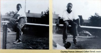 Morris Leroy Johnson<br>and Lonnie Richard Johnson image. Click for full size.