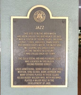 Jazz Marker image. Click for full size.