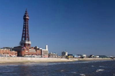 Blackpool Tower image. Click for full size.