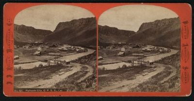 Palisade City image. Click for full size.