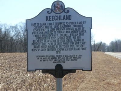 Keechland Marker image. Click for full size.