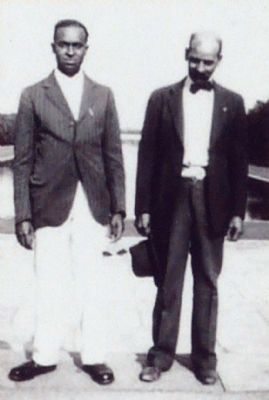 James Lewis, Sr. and James Lewis, Jr. image. Click for full size.